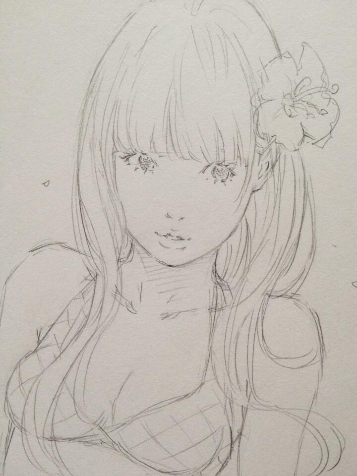 水着彼女 ③ by Eisakusaku