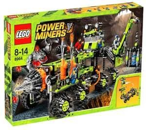 The lego power miners