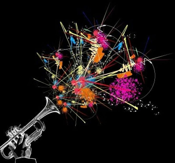 Trumpet is the universal song .