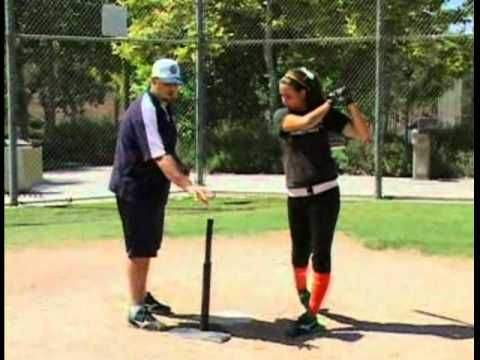 "Softball Hitting Drill: ""See The Ball"" Hitting Drill : Softball Spot"