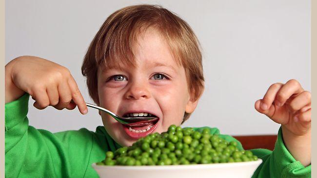 Çocuklarda Apandisit ve Çekirdekli Gıdalarla Besleme