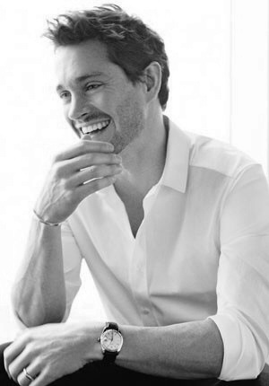 Hannibal's Hugh Dancy. Claire Danes is one lucky lady!