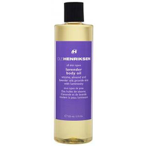 $29 Ole Henriksen Lavender Body Oil (355ml)