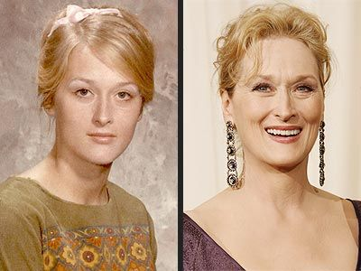 "Meryl Streep - Alma Maters: Vassar College and Yale University, Major: Drama,  She earned her B.A. from Vassar in 1971, and later received her M.F.A. from Yale  ""By my sophomore year my standards of personal hygiene had slipped a bit,"" Streep joked in a 1983 commencement speech. ""This was 1969, after all."" All kidding aside, Streep has credited Vassar with turning her into a confident, smart woman. ""Vassar made me think,"" she said. ""I felt like I had a personality and a brain."""