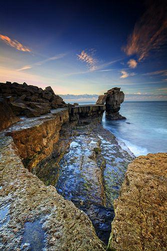 Portland, Dorset by The Narratographer
