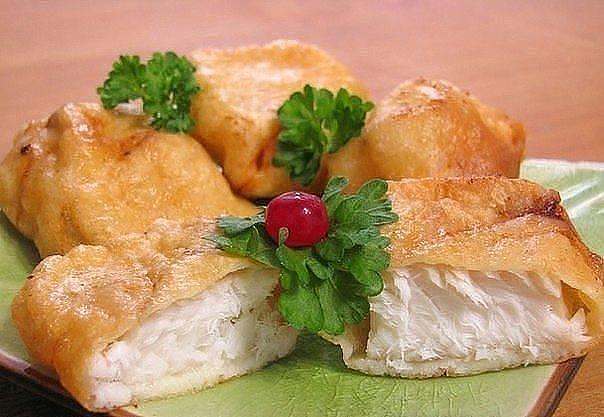 Рыба, жаренная в кляре https://www.go-cook.ru/ryba-zharennaya-v-klyare/  Рецепт простого второго блюда из рыбы, которое, к слову, является одним из любимых блюд автора. Готовиться оно довольно быстро и просто, и требует самых элементарных ингредиентов. Рецепт рыбы, жаренной в кляре Время подготовки: 10 минут Время приготовления: 20 минут Общее время: 30 минут Кухня: Русская Тип: Второе блюдо Порций: 4 Ингредиенты Полкило рыбного филе Три … Читать далее Рыба, жаренная в кляре