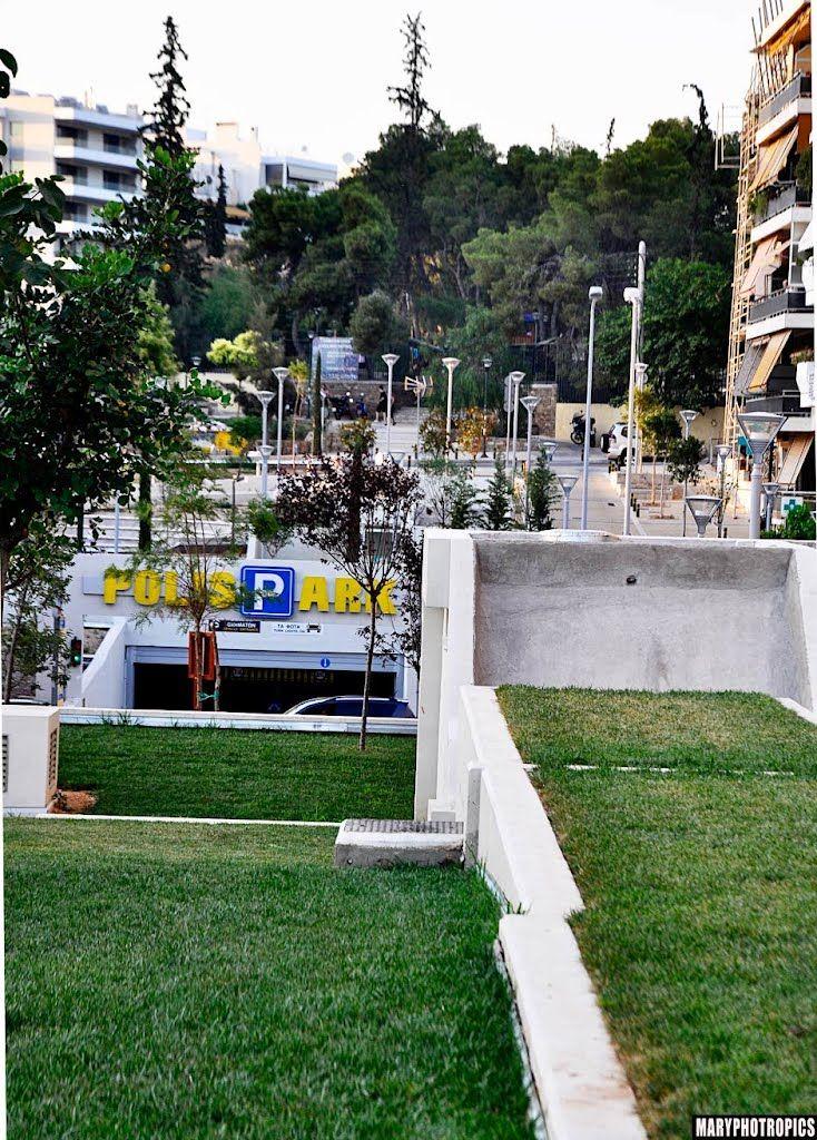 Από πλατεία Ν. Σμύρνης προς Άλσος