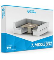 SOLIDWORKS® Yacht Course - Module #7 - Middle Seat Tutorial