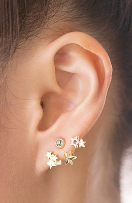 ☆ Multi backed earring ~Felissimo