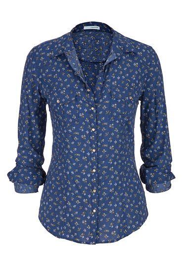 shirt in floral print (original price, $29) available at #Maurices