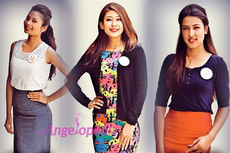 Asmi Shrestha Crowned as Miss Nepal 2016