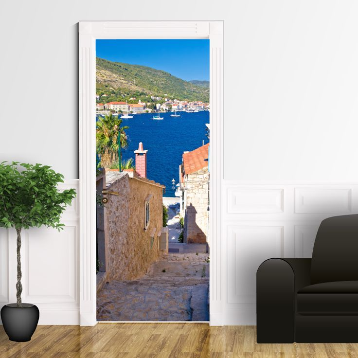 17 best Adesivi per porte - Rivestimento porte images on Pinterest ...