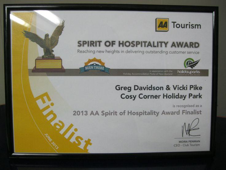 2013 Award Finalist Cosy Corner Holiday Park, Mt Maunganui, New Zealand