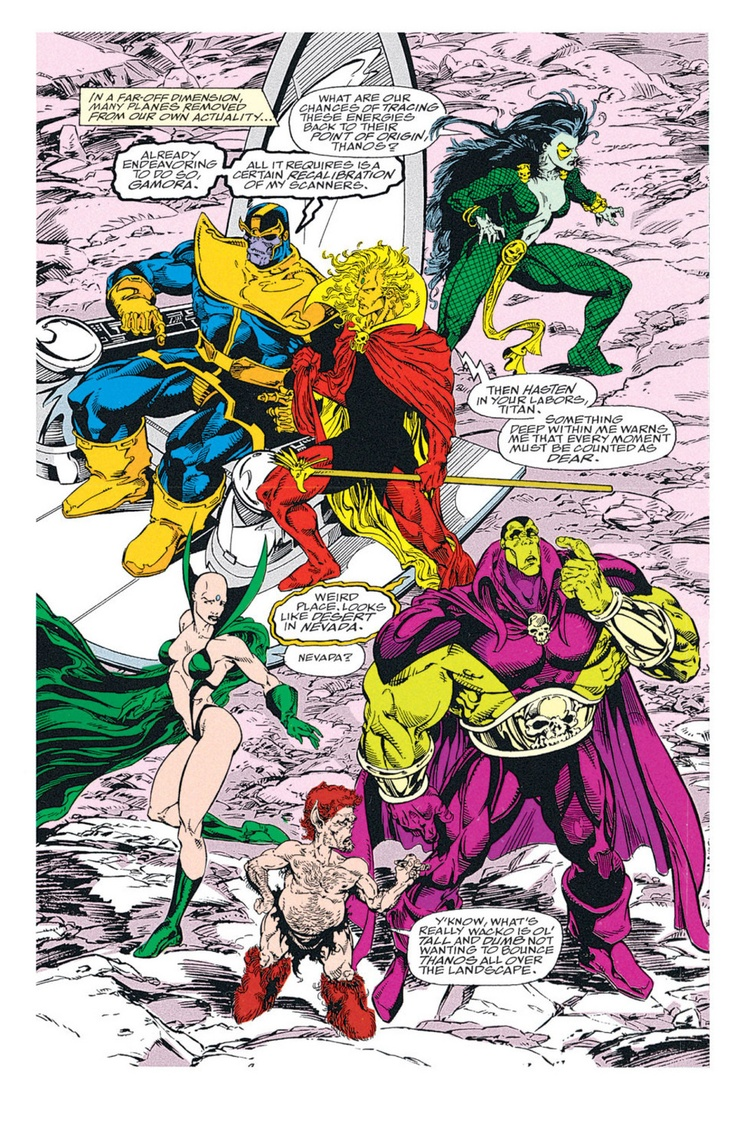 Avengers: Infinity War (2018) Thanos Kills Gamora Death ...