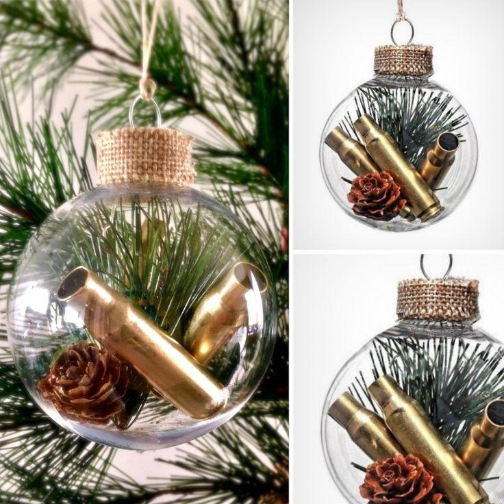 Christmas decoration, looking presents, gun presents, rustic presents, rustic decor, camo presents, tactical, christmas, stocking stuffer, vacation