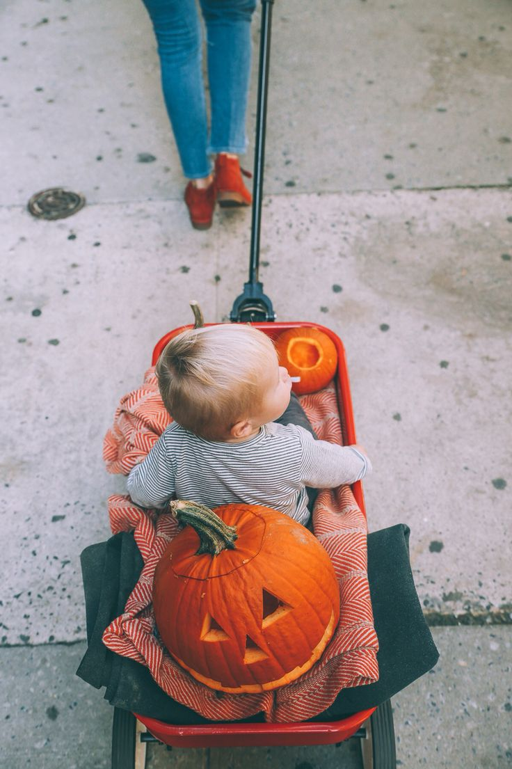 Pumpkin wagon | #vikingtoys