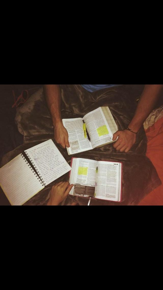 Tennage christian dating should you study bible together