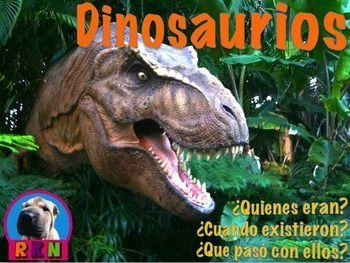�Dinosaurios! - Recursos de No Ficci�n  �Quienes eran? �Cu�ndo existieron? �Qu� pas� con ellos?   En este paquete educativo, los estudiantes aprender�n y conocer�n sobre las caracter�sticas que definen a los dinosaurios y mas! por Nygren Resources (foto por Scott Kinmartin @ http://www.flickr.com/photos/scottkinmartin/2449917818/sizes/z/in/photostream )