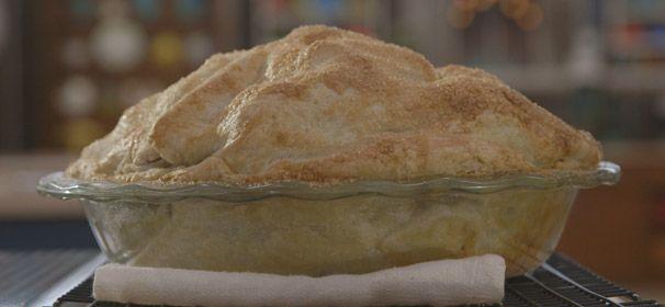 James Recipe: Mile High Apple Pie
