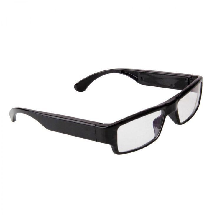 Camara DVR 720p en forma de lentes hipster style