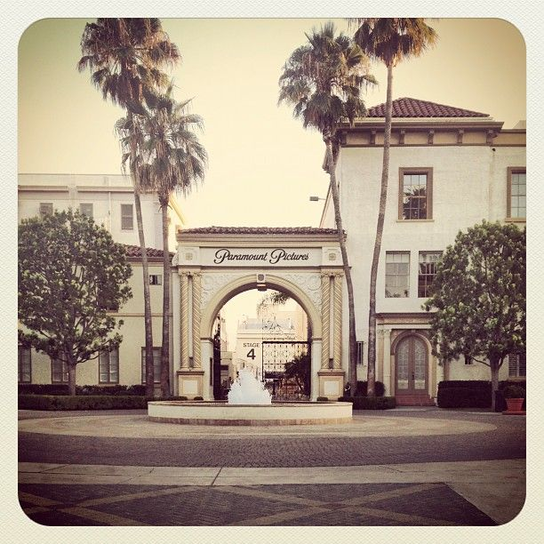 Paramount Pictures (Bronson Gate)