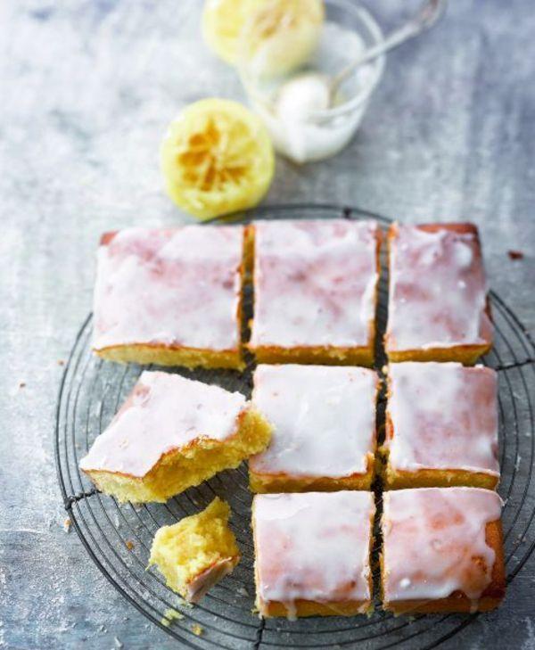 Brownies chocolat blanc et citron  pour 6 personnes - Recettes Elle à Table