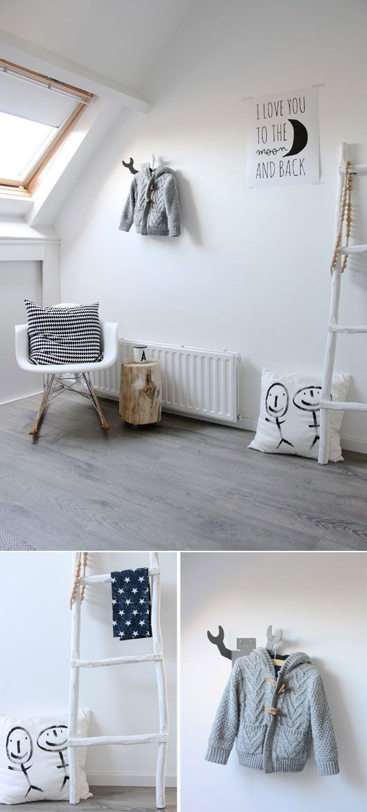 nursery via spearmintbaby