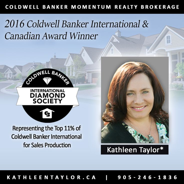 Coldwell Banker Diamond status for production 2016