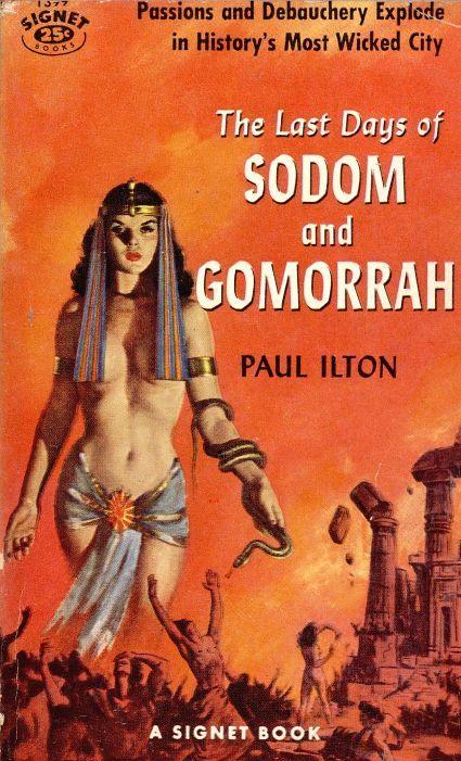 Sodoma y Gomorra.