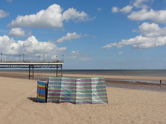 Summer in Skegness 2013 by KEN CRAIG, courtesy of ITV Calendar