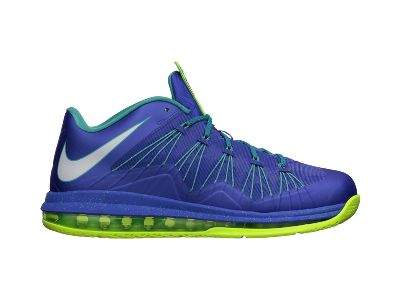 Nike Air Max LeBron X Low Men's Basketball Shoe - $165