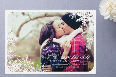 winter wonderland theme invitations - Google Search: Kiss, Winter Engagement, Save The Date, Hopeless Romantic, Engagement Session, Card, Couple Pics, Date Ideas, Photography Ideas
