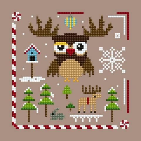 Kerst uil