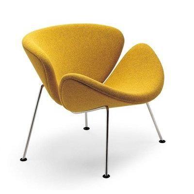Orange Slice Chair by Pierre Paulin produced by Artifort
