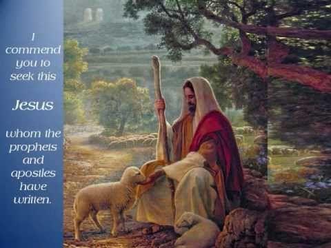 ▶ Come Unto Christ, Sheri Dew - YouTube