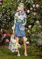 Scopri Dolce & Gabbana Collezione Donna Autunno Inverno 2017-18 Ortensia e lasciati ispirare.