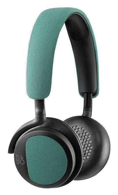CHOIX n°4 B&O Play by Bang & Olufsen H2 Casque Audio Supra-Auriculaires avec Commande et Microphone Intégrés - Vert