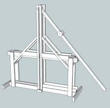 Summary Unlikea traditional counterweight trebuchet, which uses axle fixed to the frame, axle of a floating arm trebuchet is not fi...