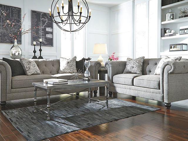 Ashley Furniture Living Room, Gray Sofa Set Ashley Furniture