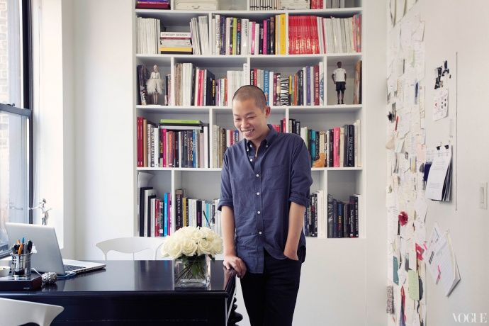 Fashion Design Studio Tour fashion designer Jason Wu in