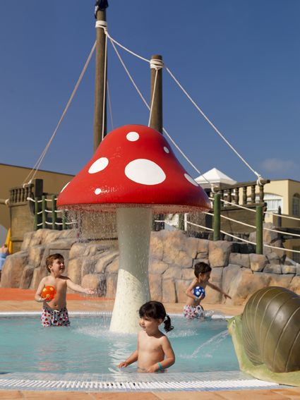 Children's pool #h10rubiconpalace #rubiconpalace #h10hotels