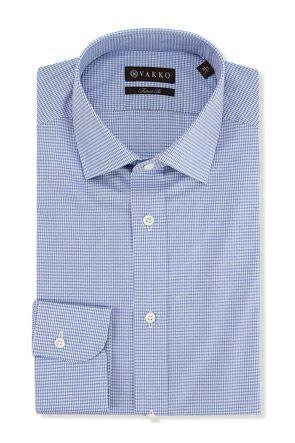 Vakko'nun cep detaylı mavi gömleği babanızın şıklığını tamamlayacak mükemmel bir hediye! #maximumkart #babalargünü #hediye #gift #babalargünükutluolsun #babalargünühediyeleri #gömlek #erkekgömlekleri #klasikgömlek