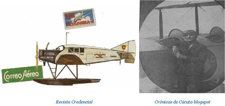 Camilo Daza Álvarez, quien nació en Pamplona el 25 de junio de 1898,  es considerado una de las personas más importantes de la aviación Colombiana http://melanimsas.blogspot.com.co/2017/06/aviacion-en-colombia-historia.html
