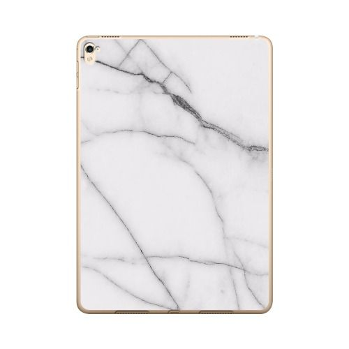 9.7-inch IPad Pro White Marble Gray Vein Case