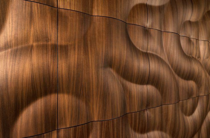 3D обшивка стен BURAN by MOKO