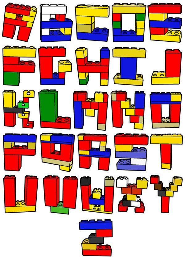 lego on Behance
