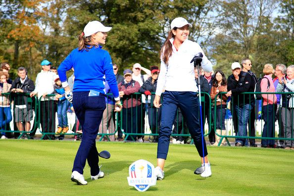 Virginia Elena Carta Photos: Ryder Cup: Previews