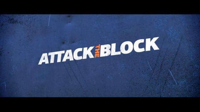 Attack the Block 2011 trailer title