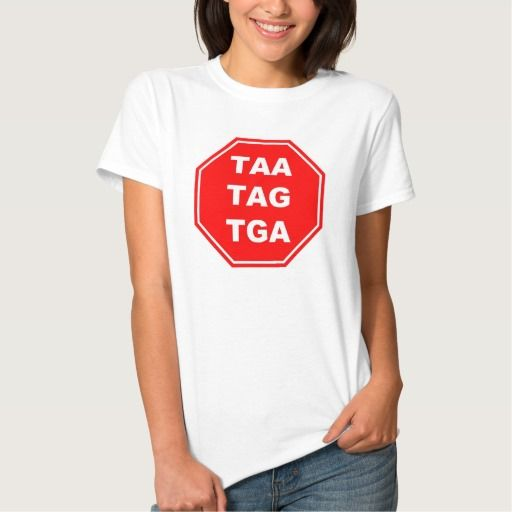 Stop Codon Tshirts