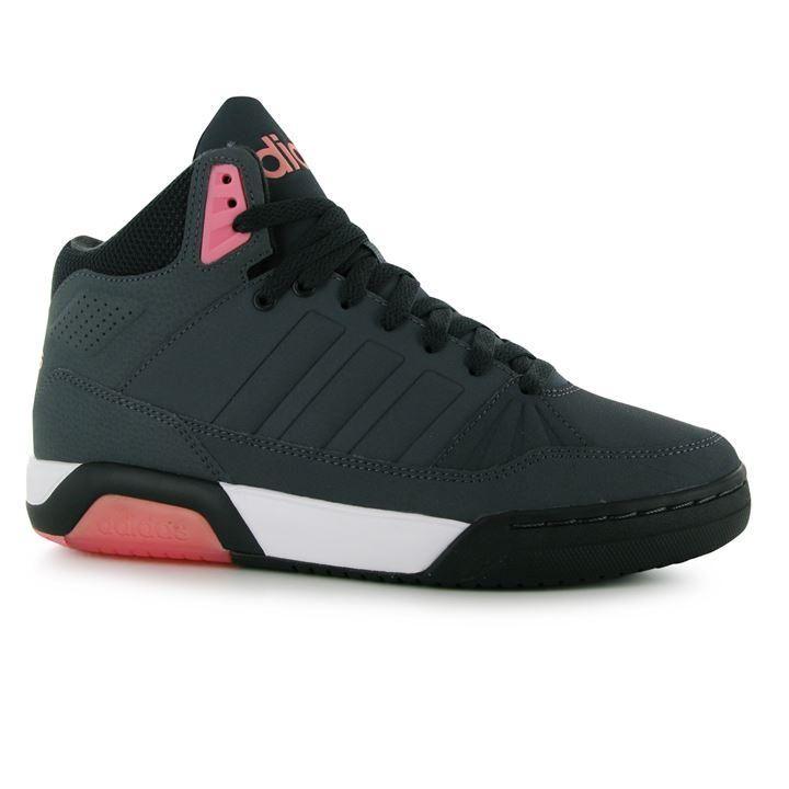 adidas   adidas Play9Tis Mid Ladies Trainers   Ladies Trainers